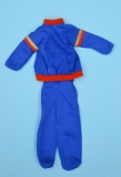Ken outfit 1979 1404 Blue Jogging suit Fashion Favorites