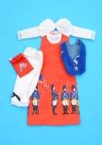 Skipper outfit 1976 #9165 Bicentennial MOC