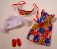 Tutti outfit 1976 #7481 Children's Birthday