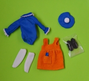 Tutti outfit 1975 #7969 Tiny Travelling