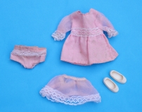 Tutti outfit 1976 #7983 Childrens Party