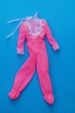 Skipper outfit 1975 #7220 pink sleepers
