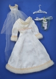 Barbie outfit 1971 #3417 Bridal Brocade