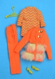 Barbie outfit 1970 #1796 Fur Sighted,