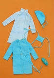 Barbie outfit 1972 #7700 GUAG Docto