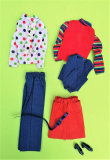 Barbie outfit 1973 #7703 Airline,