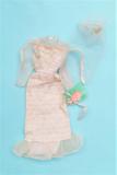 Barbie outfit 1973 #8623 Wedding dress,