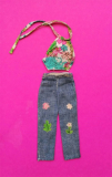 Barbie outfit 1974 #7751