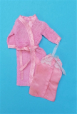 Barbie outfit 1974 #7754 Pink Sleep set