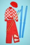 Barbie outfit 1974 #7787 Ski Get Ups n Go