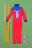 Barbie outfit 1974 Gold Medal Olympic Skier doll