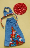 Barbie outfit 1975 #7210 Holiday