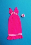Barbie outfit 1976 #9157 pink night dres