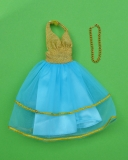 Barbie outfit 1976 #9582 halter dress