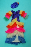 Barbie outfit 1976 9818 Fashion Originals South o the Border