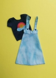 Barbie outfit 1977 #9621 Clouds and rainbows
