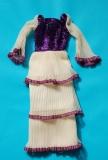 Barbie outfit 1977 #9817 Osmond Deepest Purple
