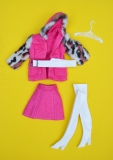 Barbie outfit 1971 #3416 Wild n Wintery