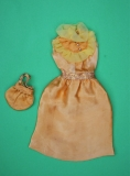 Barbie outfit 1972 #3340 Golden Glitter