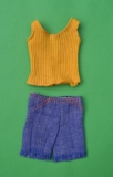 Barbie outfit 1972 Sweet Sixteen doll bonus outfit