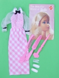Barbie outfit 1973 Quick Curl doll