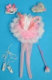 Barbie outfit 1976 #9326 Sugar Plum Fairy, complete