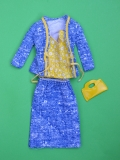 Barbie outfit 1976 #9578, with htf purse