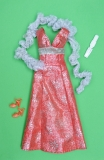 Barbie outfit 1976 #9740 Brocade Dream Steals the Scene