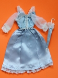 Barbie outfit 1977 9819 Marie Osmond Silver Shimmer