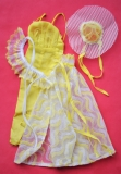 Barbie outfit 1978 Superstar Pretty Changes doll