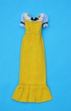 Francie outfit 1973 Quick Curl original dress, excellent