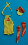 barbie outfit 1976 9959 Sun Suit