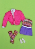 Barbie outfit 1982 #4825 Twice as Nice