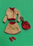 Barbie outfit 1983 #4823 Twice as Nice