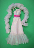 Barbie outfit 1983 Crystal doll