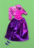 Barbie outfit 1985 #2765 Oscar de la Renta