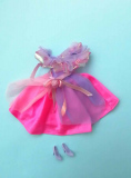Barbie outfit 1985 Gift Giving doll,