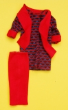 Barbie outfit 1987 #4484 Sweater Soft
