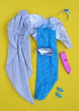 Barbie outfit 1987 Jewel Secrets Princess Laura outfit