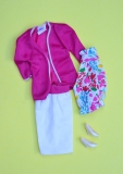 Barbie outfit 1988 #1527 Weekend