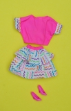 Barbie outfit 1991 #660 Easy Living Fashions