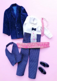 Ken outfit 1984 Day to Night doll.
