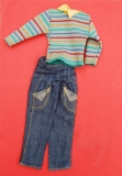 Ken outfit 1985 #2309 Twice as Nice