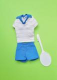 Ken outfit 1987 Tennis doll