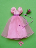 Skipper outfit 1984 Wedding Party #7968 bridesmaid dress