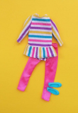 Skipper outfit 1987  #4535 Bright n Breezy Fashions,