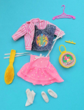 Skipper outfit 1988 Teen Time doll