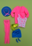 Barbie outfit 1985 Rockers fashions #1167
