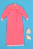 Barbie outfit 1983 #4869 My First, like new condition, with htf slippers 7 USD