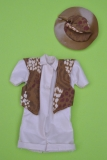 Barbie outfit 1983 Safari doll, European exclusive